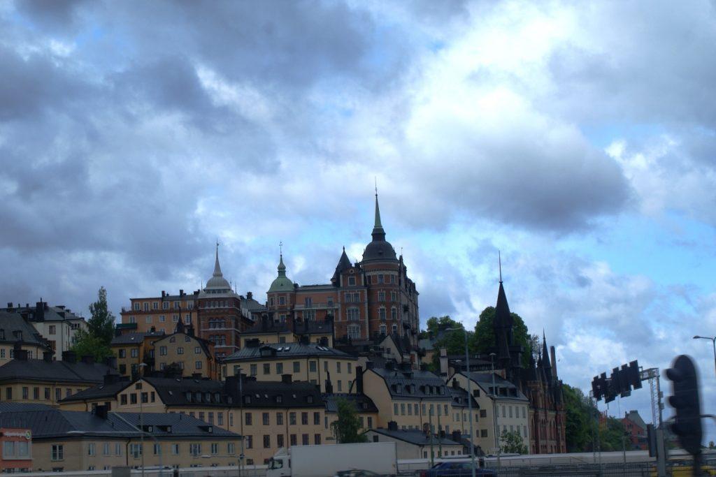 Великолепный Стокгольм