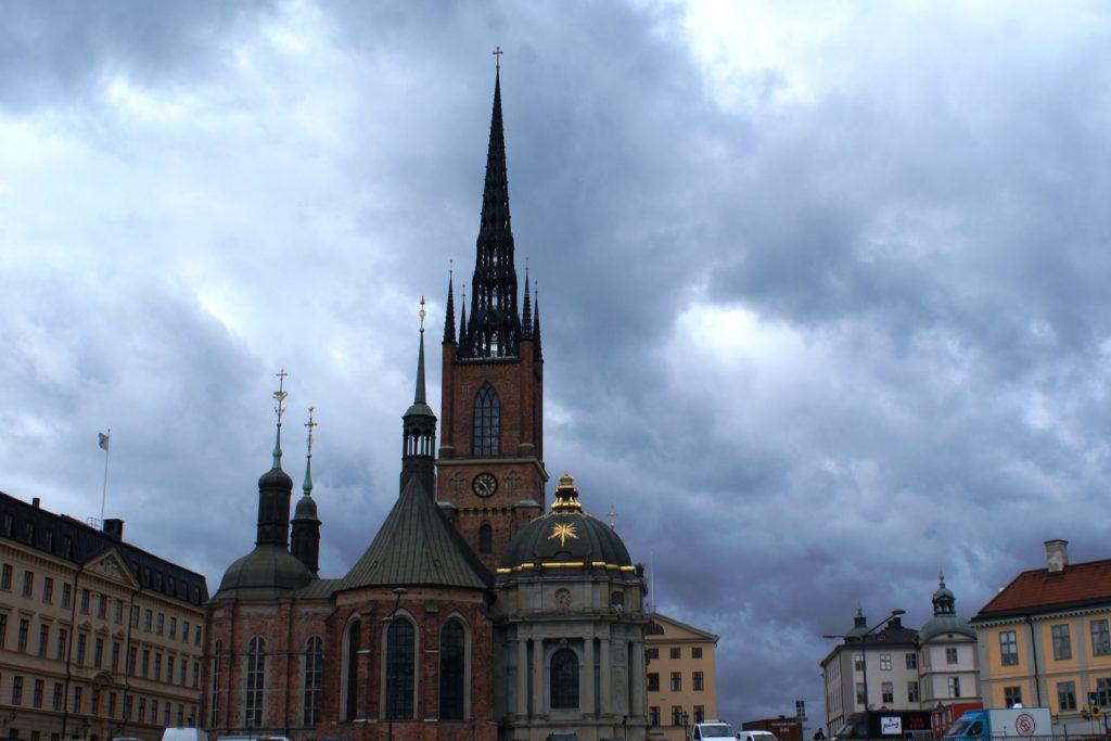 Так я Стокгольм и представляю