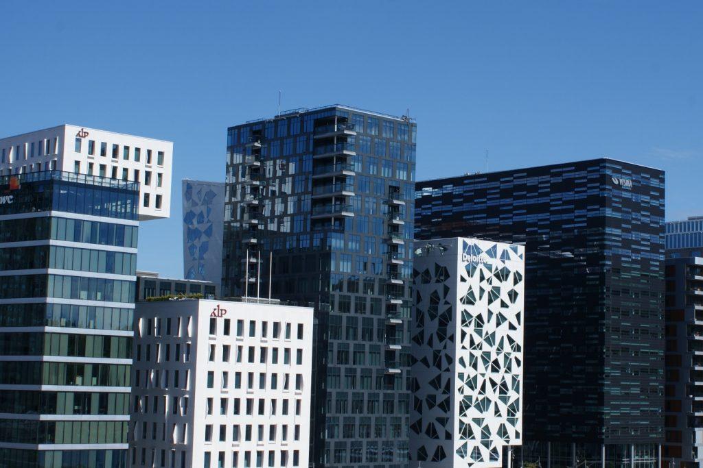 Современный Осло