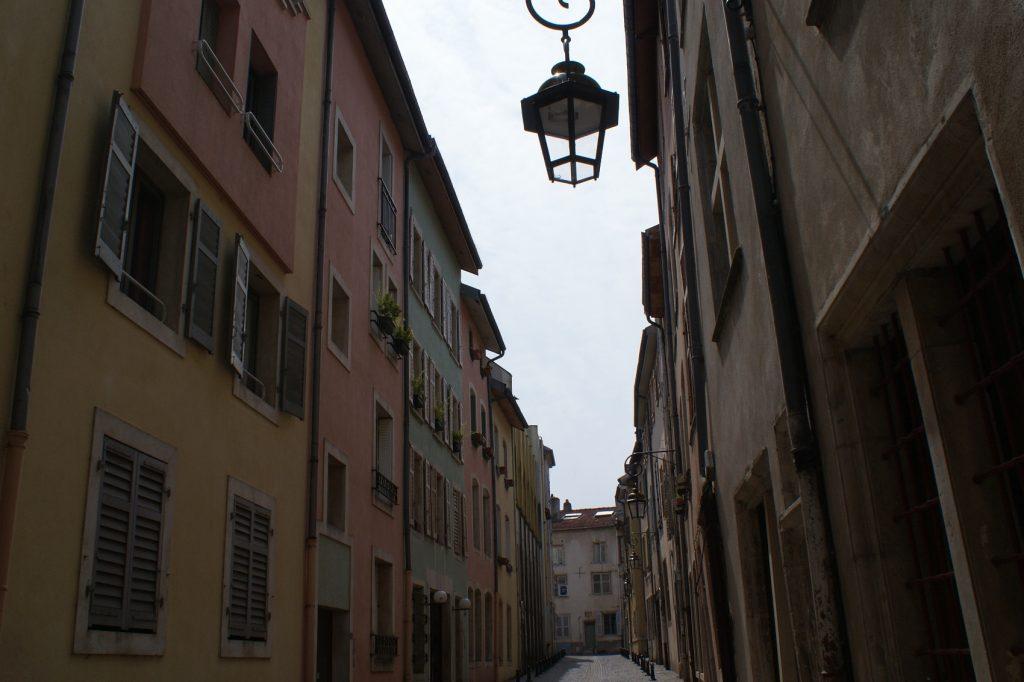 Французские улицы