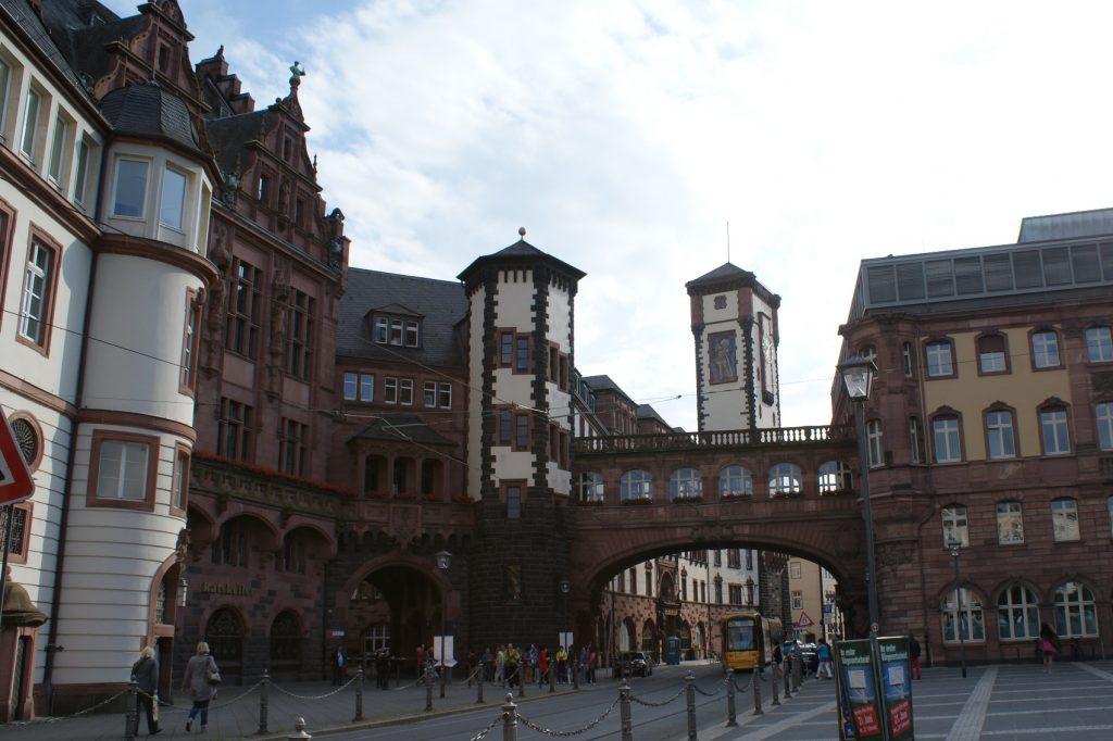 Франкфурт, каким я его себе представляю