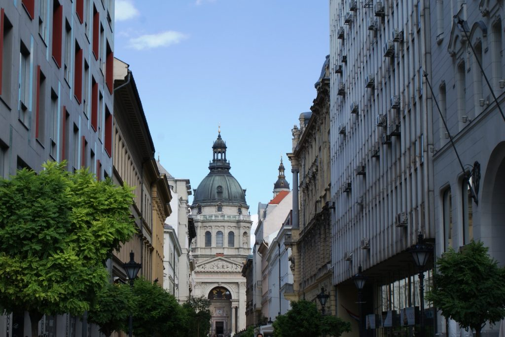 Типичный Будапешт