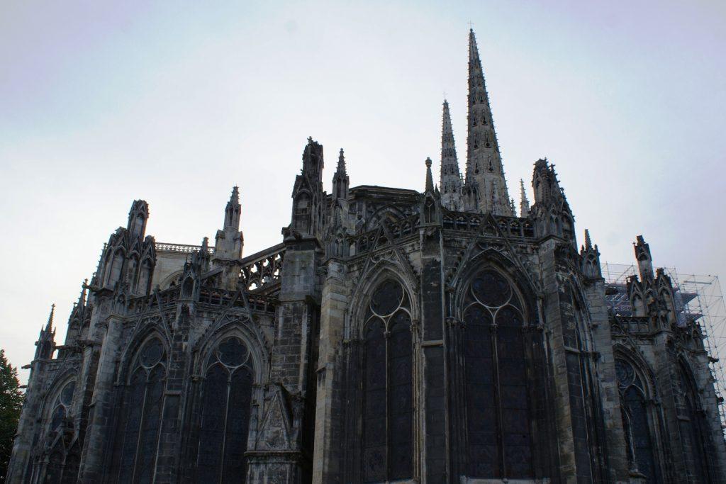 Где-то в беготне между этими соборами мы потерялись...