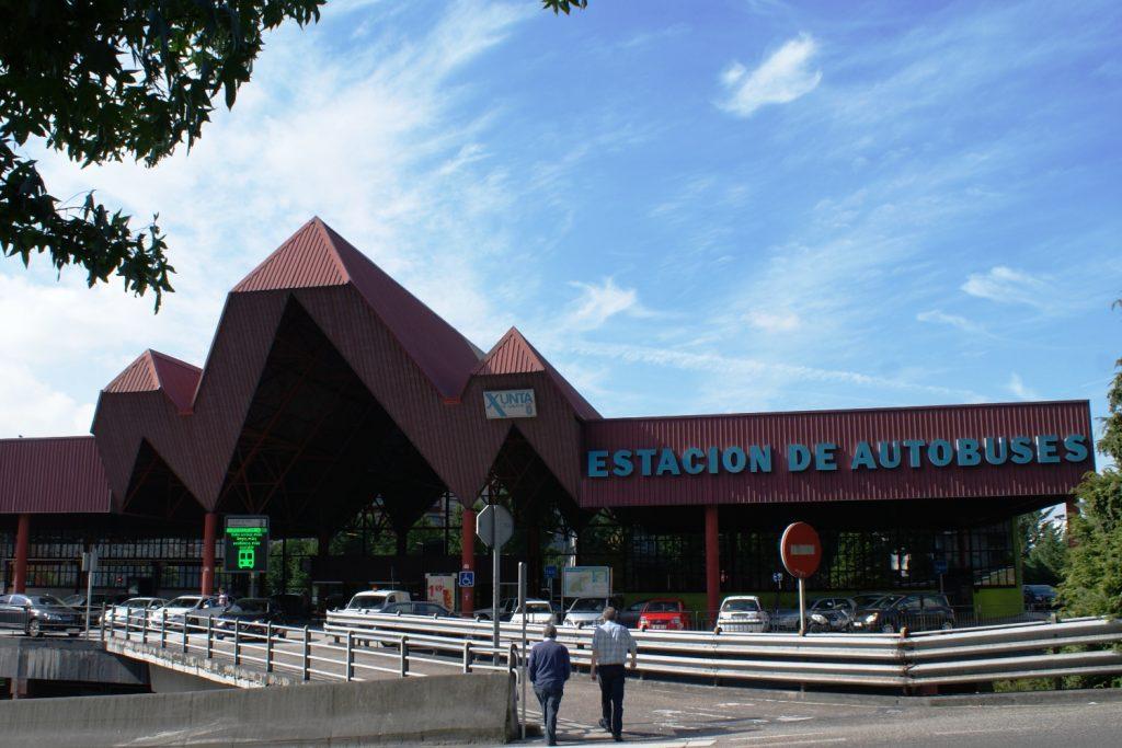 Вокзал в Виго