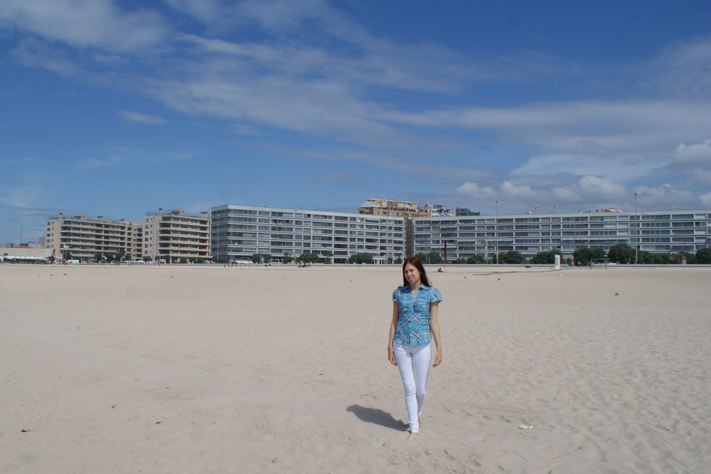 В Порту прекрасные пляжи!