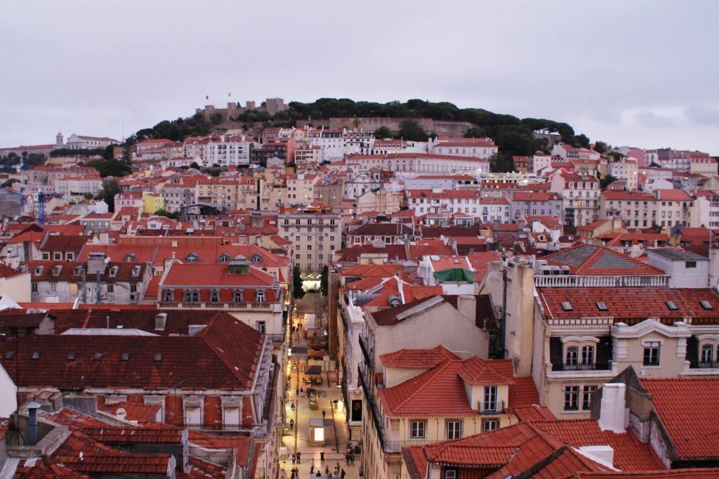 Разве Лиссабон не прекрасен?