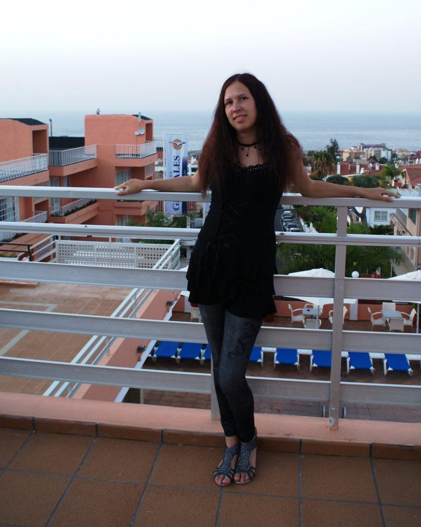В отеле