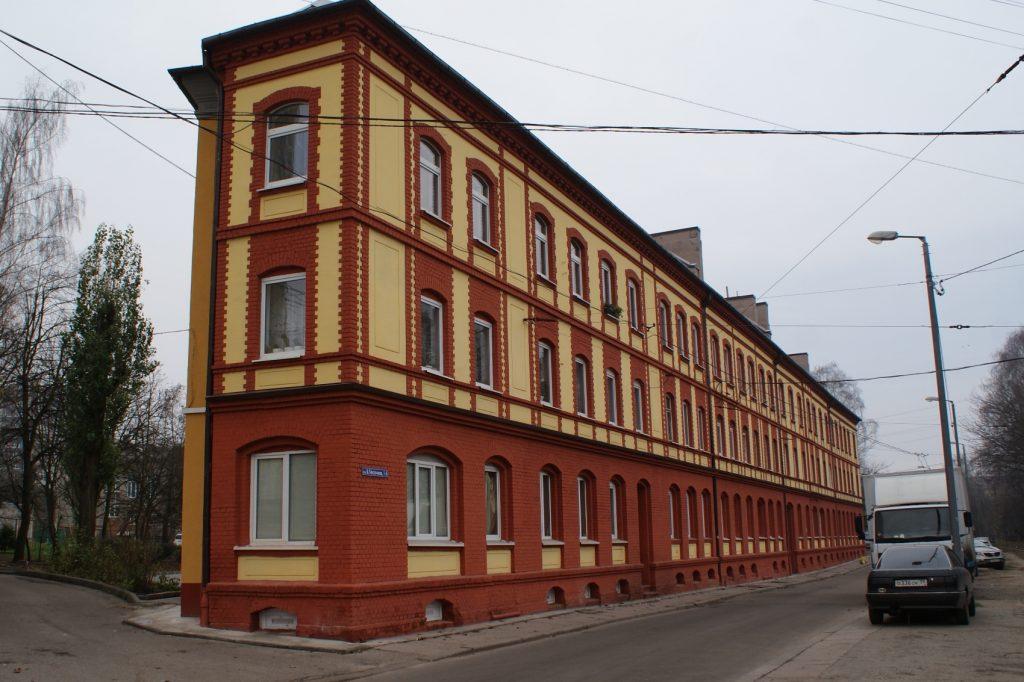 Действительно местами Калининград похож на Европу