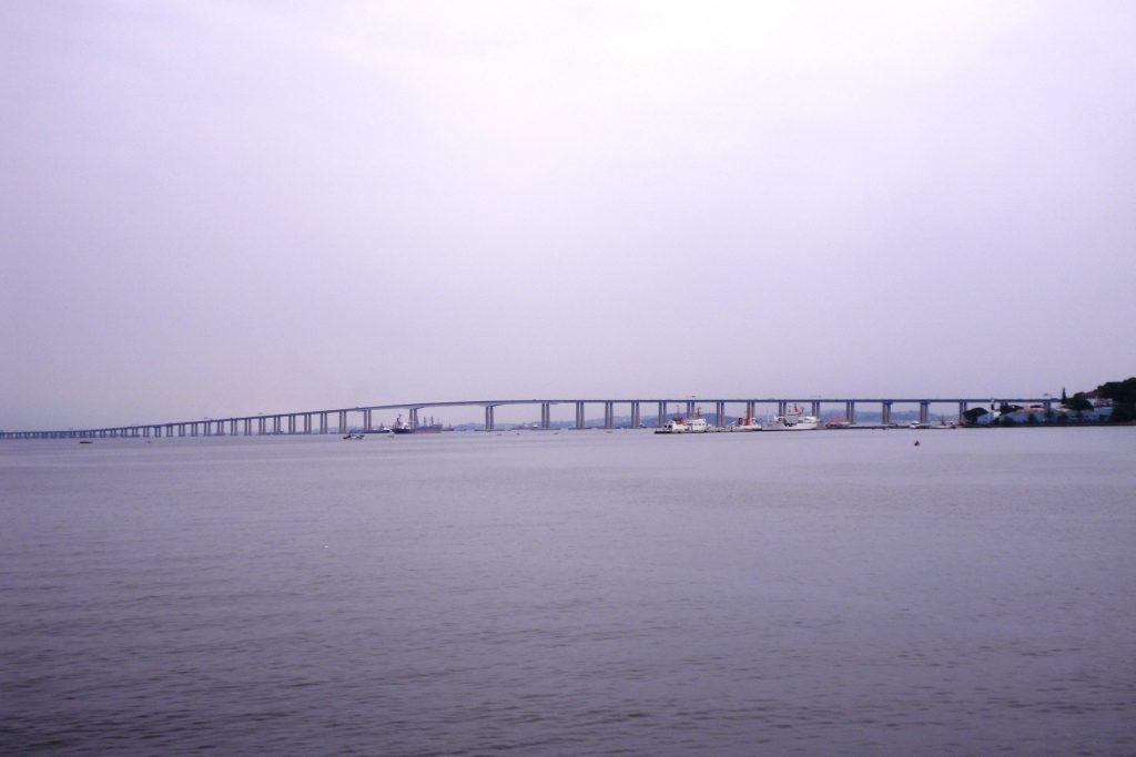 Длинный-длинный мост Президента Коста-и-Силвы