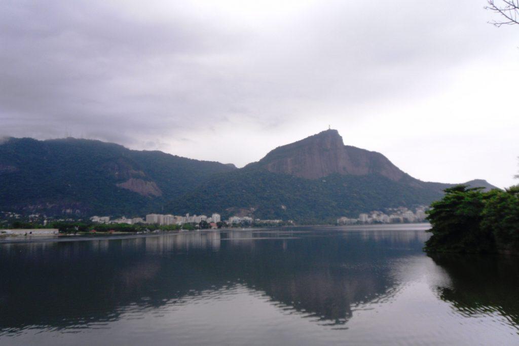 Небольшое озеро