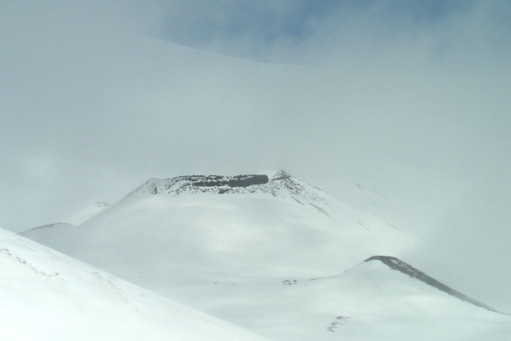 Один из кратеров