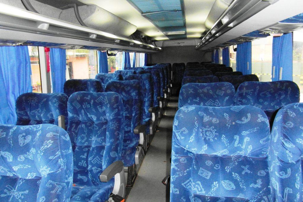 Автобус в Пуэрто-Игуасу из Бразилии