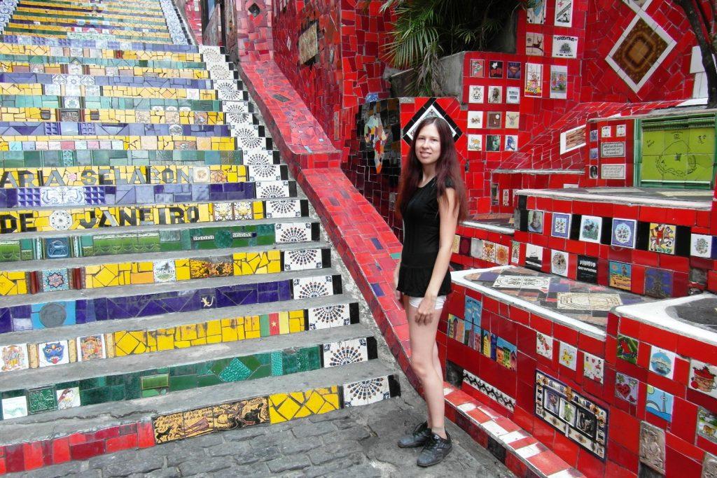 Лестница Selarón