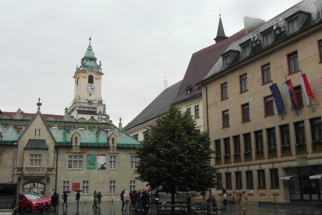 Типичная Братислава