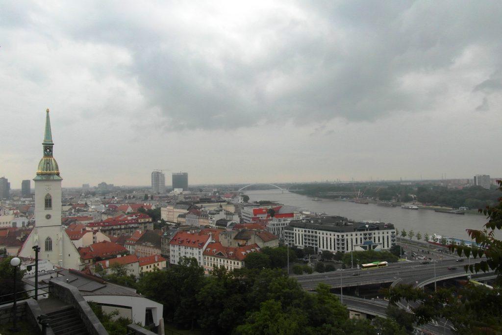 И еще Братислава