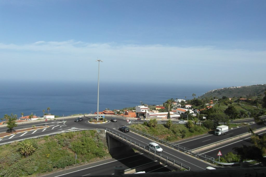 И еще по пути в Пуэрто-де-ла-Круз