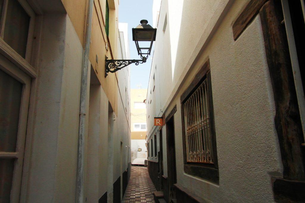 Улочки в Пуэрто-де-ла-Круз