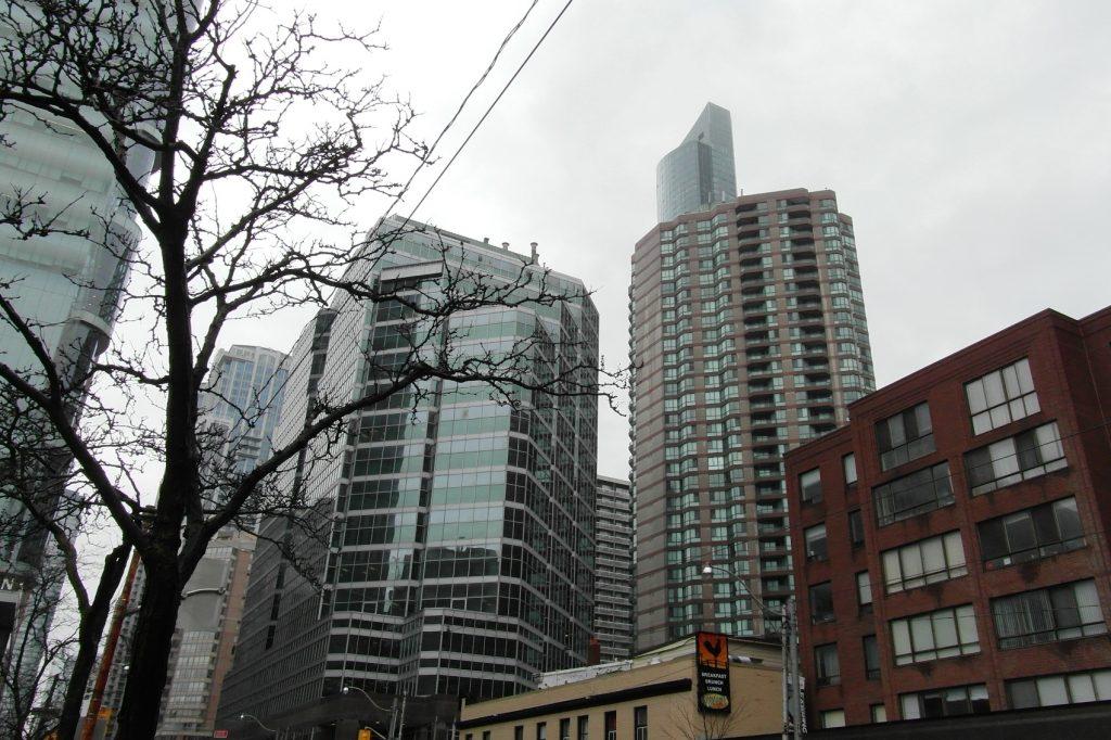 Типичный Торонто