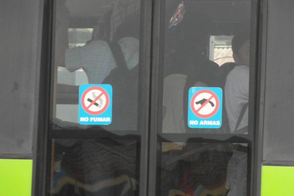Пугающе немного! А не в автобусе, значит, можно?