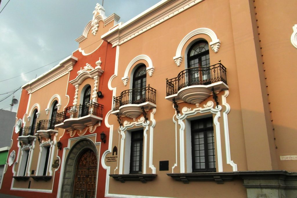 В Гватемале есть и очень красивые домики!