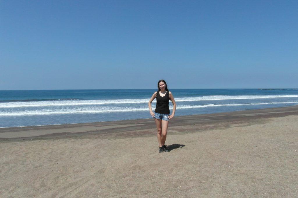 Обожаю пустые пляжи!