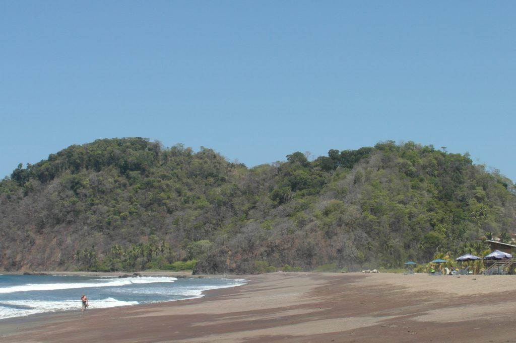 Потрясающе классные и пустые пляжи в Пунтаренасе