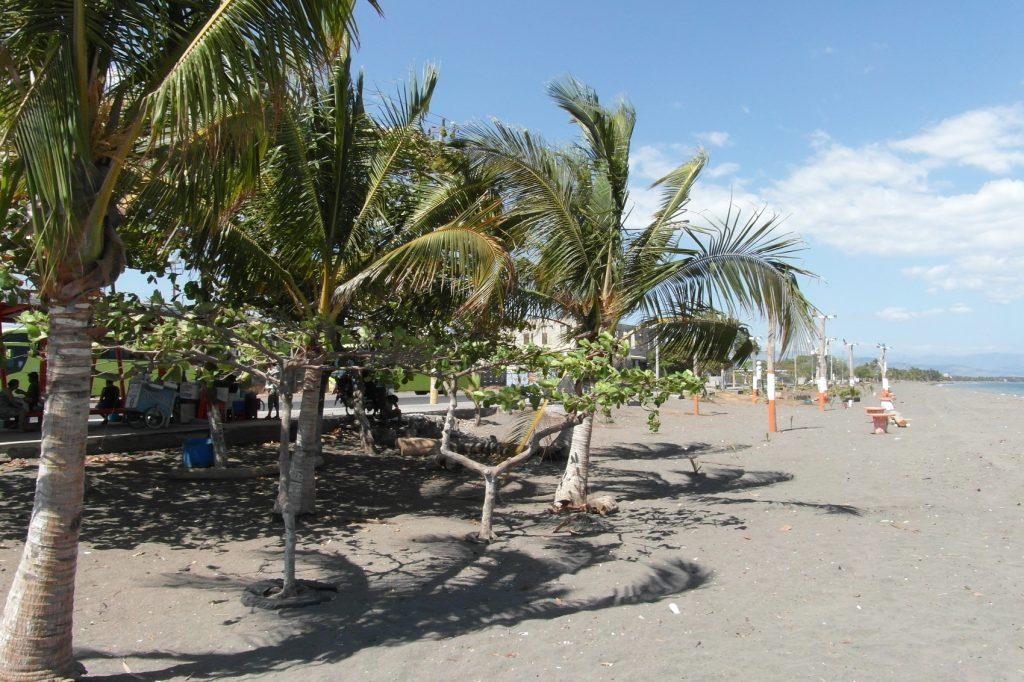 Пляж в Хако