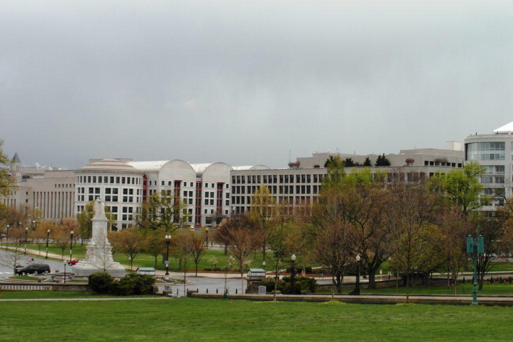 Типичный Вашингтон