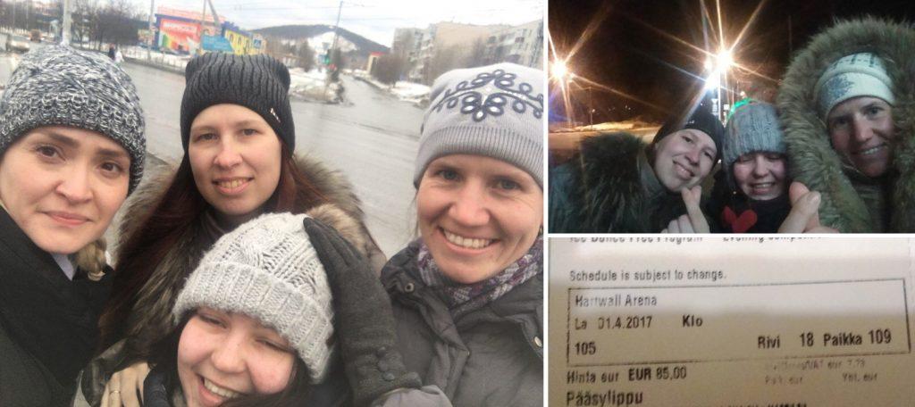 Просто мы собрались в Миассе, сделали правильные селфи и узнали, что кое-кто с этой фотографии возит в паспорте (!) то, что в правом нижнем углу