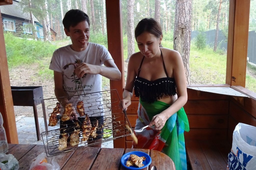 Типа и я готовить умею