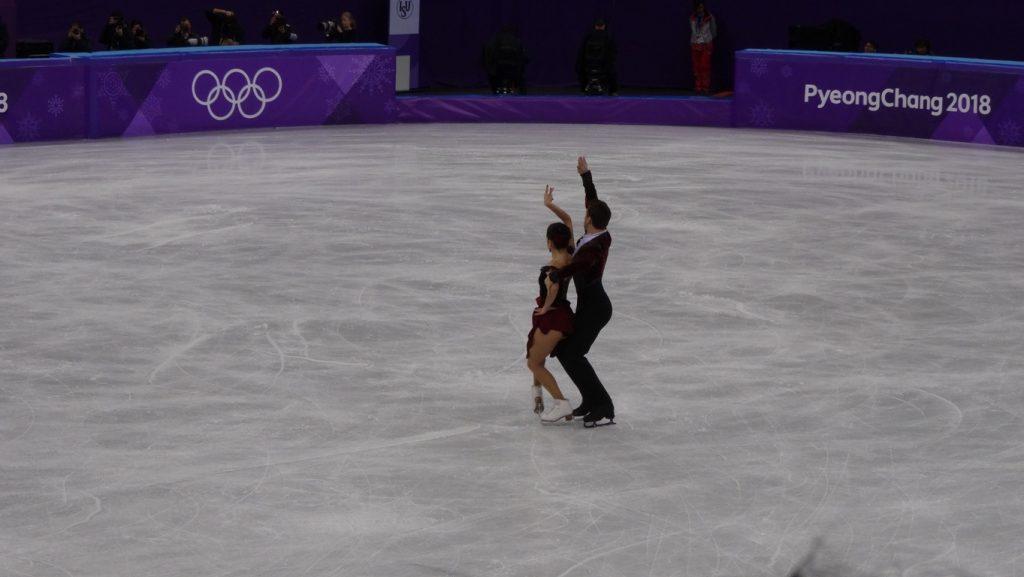 Руки! Сара с Кириллом - одно из самых ярких впечатлений от Игр