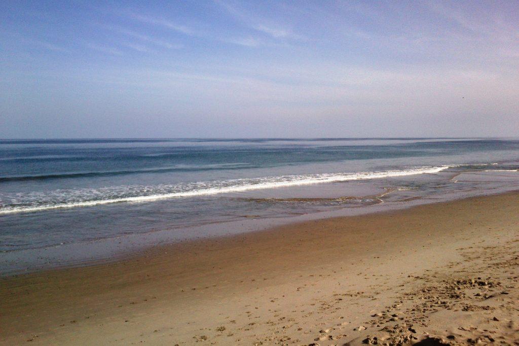 Прекрасный пляж!