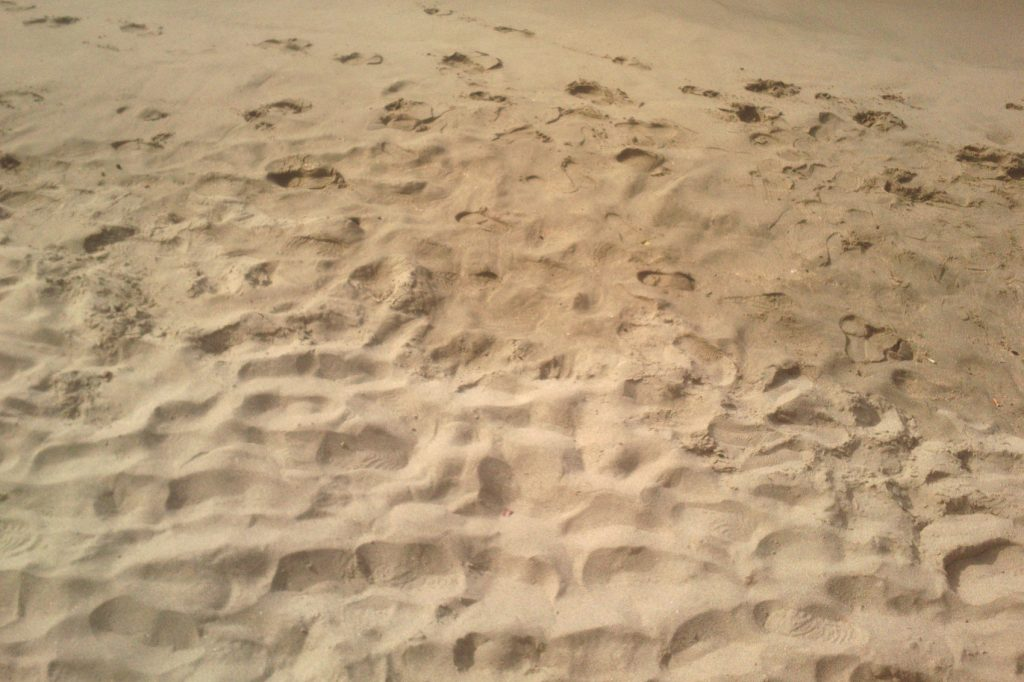 Отличный песок