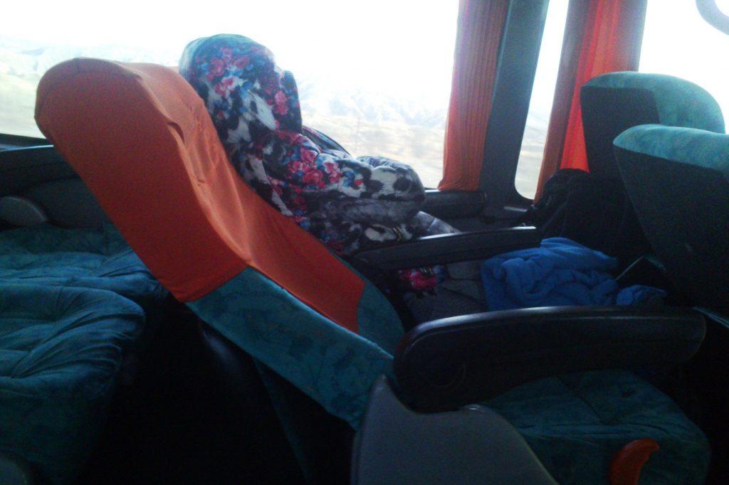 Удобные автобусы, поездки по Перу - это прекрасно!