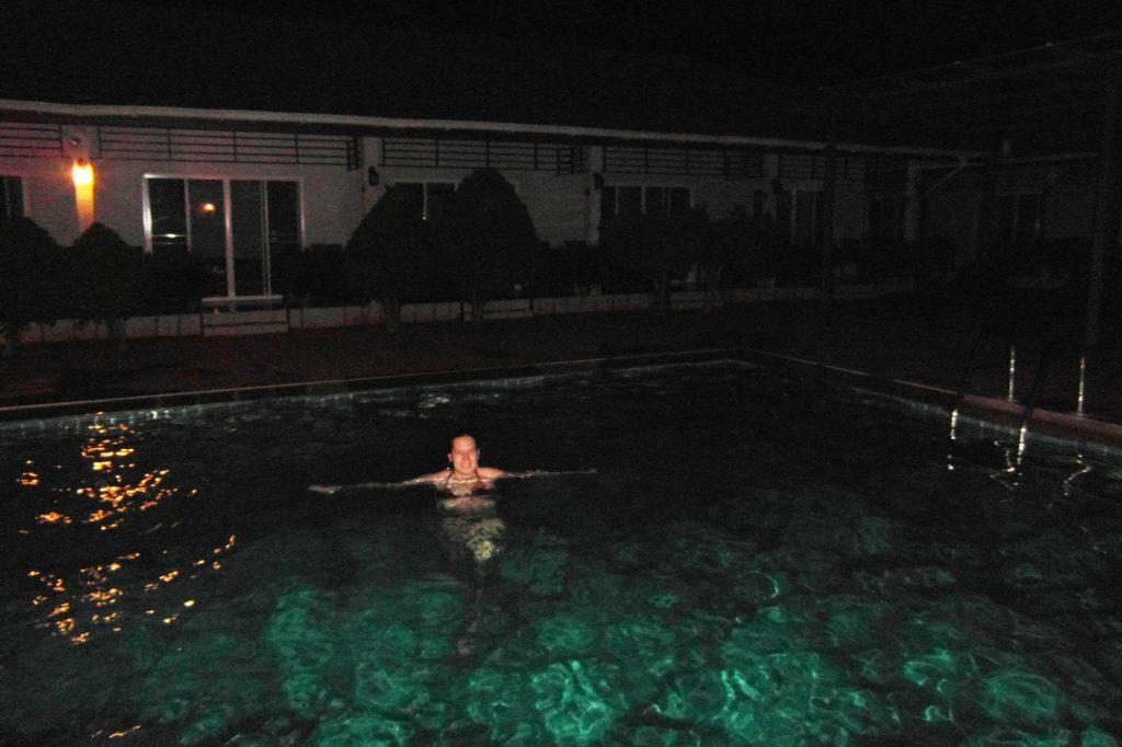 И ночные купания