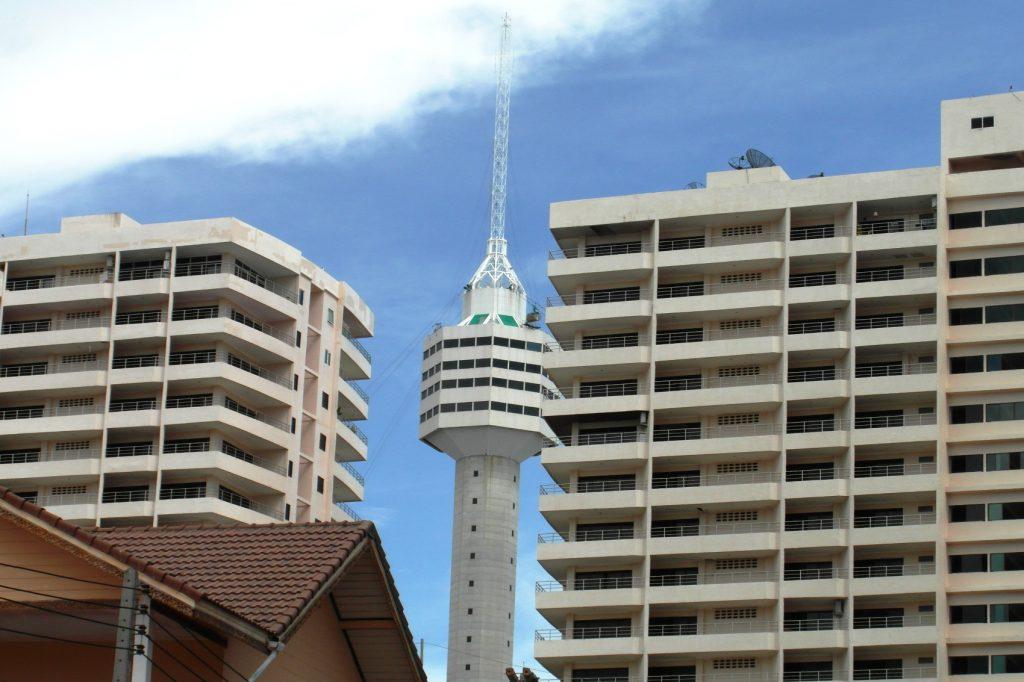 Башня отеля Паттайя-Парк