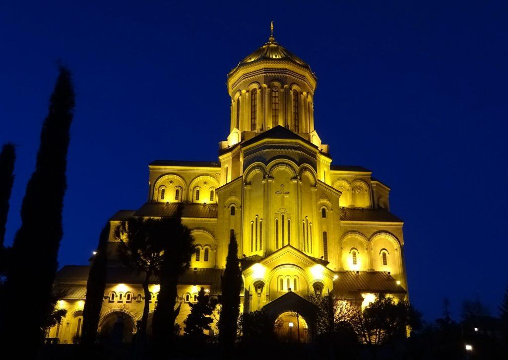 Кафедральный собор Тбилиси