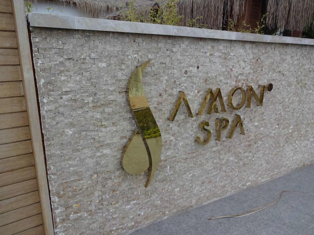 SPA есть не только в отеле, но и снаружи