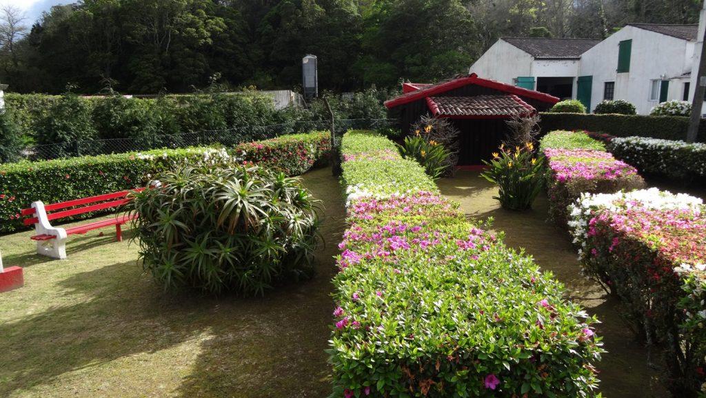 Милый небольшой парк