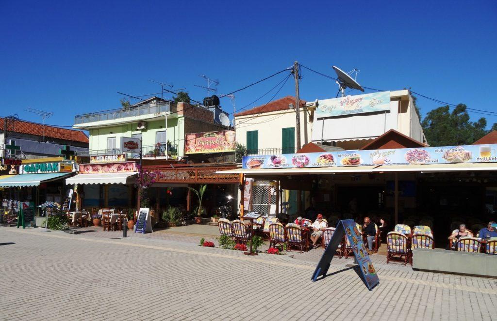 Милый поселок Георгиуполис