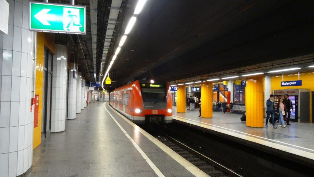 Транспорт в Мюнхене