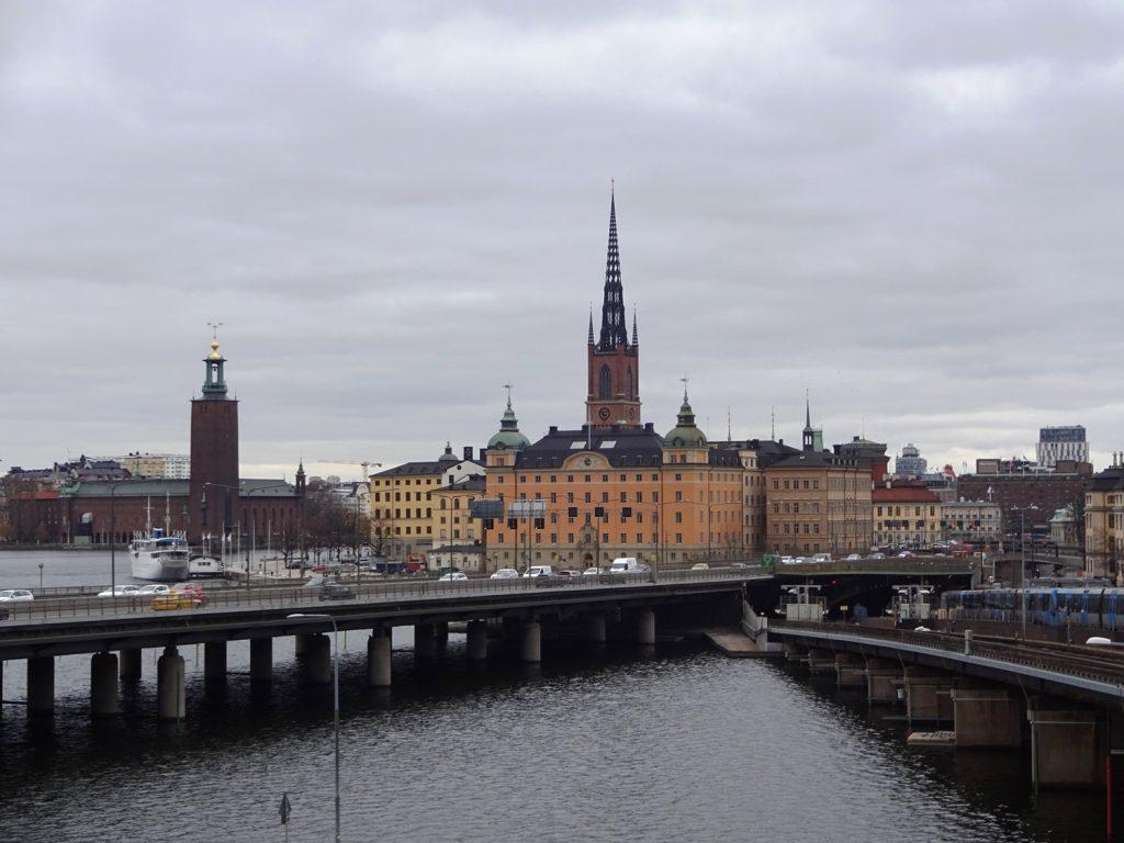 Таким я Стокгольм всегда и представляю