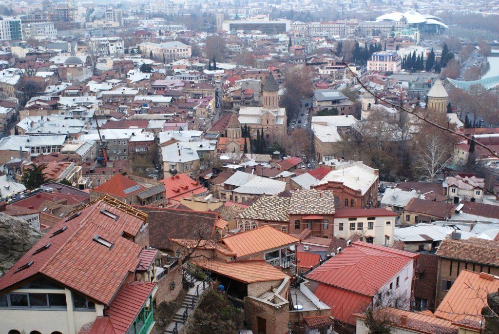 Тбилиси - шикарный город