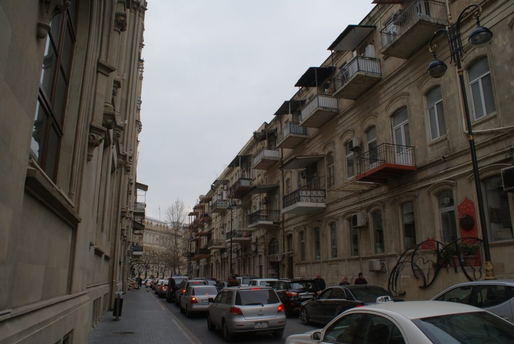 Обычные улицы