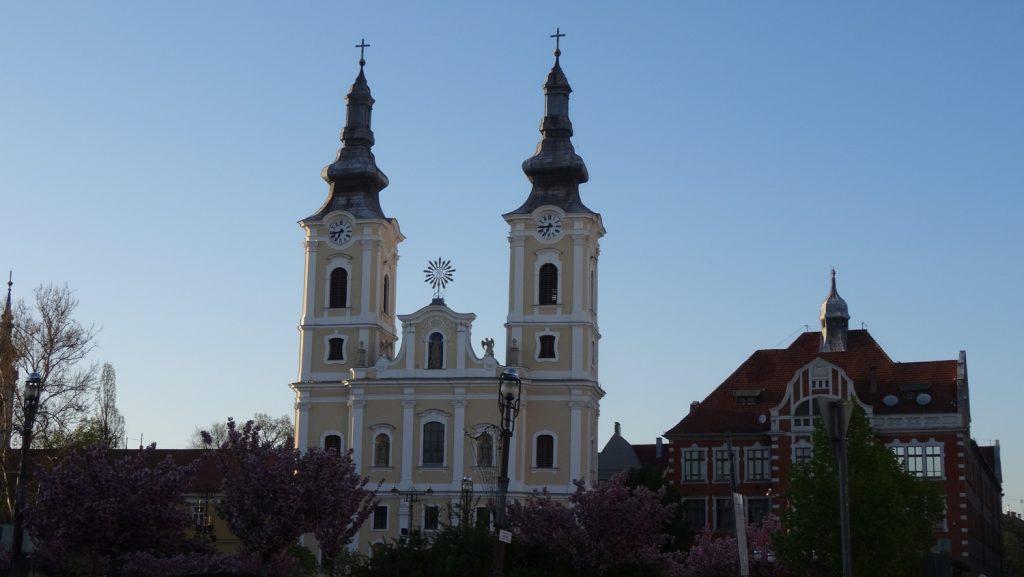 Mindszenti Church
