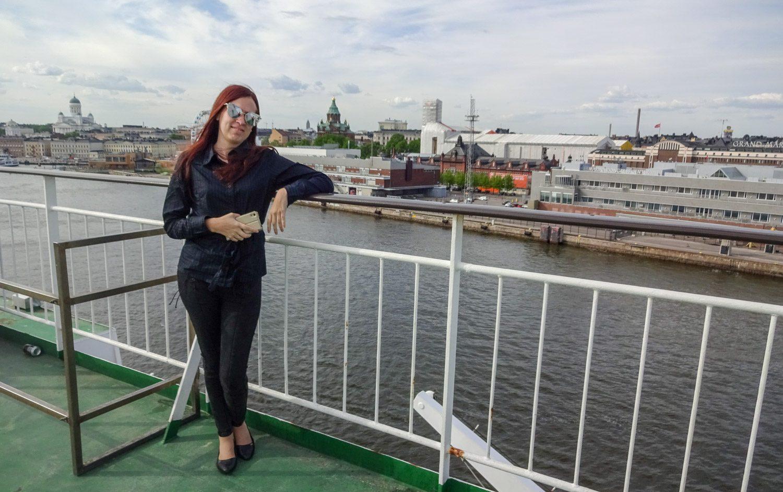 Пока, Хельсинки!