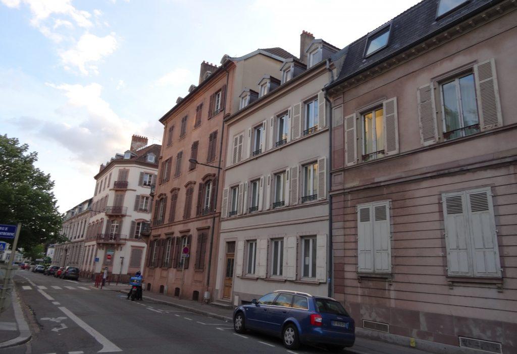 Дома в историческом центре