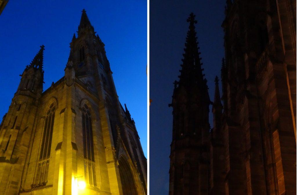 И, конечно же, собор! Какой серьезный французский город без собора?