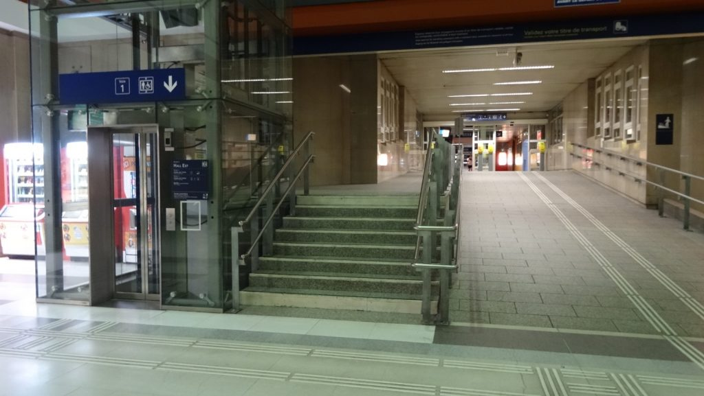 Бесплатный Wi-Fi, чистота и безопасность - чего еще хотеть от вокзала?