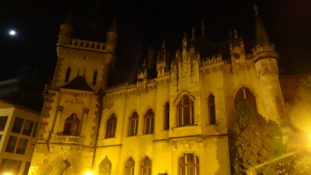 Jakabov Palác. Настоящий сказочный дворец!